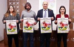 La Diputación de Badajoz participará en la XXII Feria Artesanal de La Coronada