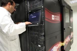 La Diputación cuenta con una de las redes telemáticas de ámbito provincial más avanzadas del país