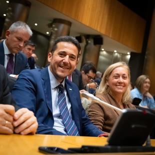 Diputados del PP por Badajoz registran una batería de preguntas e iniciativas parlamentarias para abordar la lu-cha frente al COVID