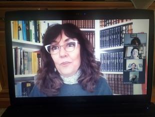 La biblioteca de Montijo pone en marcha el primer encuentro digital con la autora Yolanda Guerrero