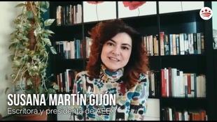 El mensaje de Susana Martín Gijón