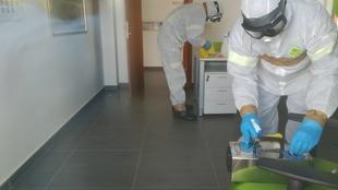 El CPEI crea un grupo especial de limpieza y desinfección