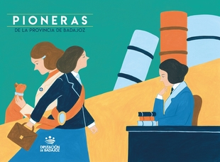 Mujeres pioneras en diversos campos son reconocidas por la Diputación en una publicación turística