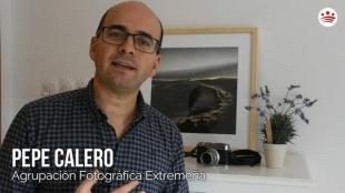 Mensaje de ánimo de Pepe Calero