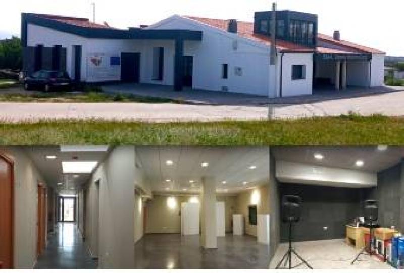 La Diputación termina la reforma del Matadero de Malpartida de Plasencia para uso cultural