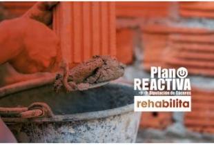 Los menores de 45 años de la provincia ya pueden solicitar las ayudas del Plan Re-Activa Rehabilita