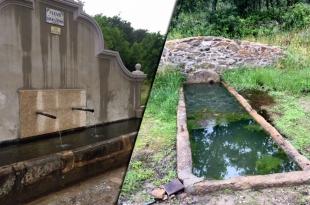 La Diputación de Cáceres rehabilita dos fuentes históricas en Pasarón de la Vera