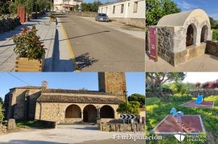 En Gargüera, Diputación de Cáceres mejora accesos al patrimonio histórico-cultural del municipio