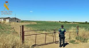 Investigan a un vecino de La Albuera por robar gasoil bonificado para venderlo