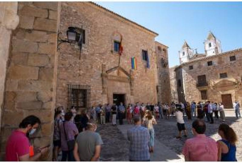 La Diputación de Cáceres reitera su compromiso con la igualdad de trato y de oportunidades