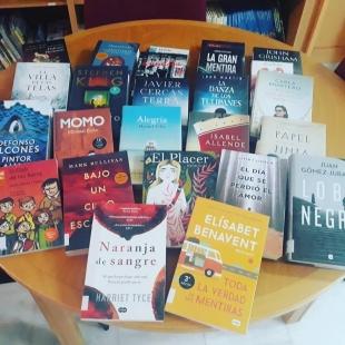 Cerca de 10.000 libros y audiovisuales han comenzado a llegar a 169 bibliotecas públicas municipales y agencias de lectura