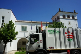 Promedio activa el refuerzo de verano en la recogida de residuos urbanos