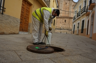 Guareña y Garlitos se suman a un servicio de Promedio que controla plagas de roedores, insectos y artrópodos