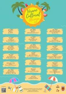Olivenza programa actividades culturales para verano en espacios abiertos y con aforo limitado