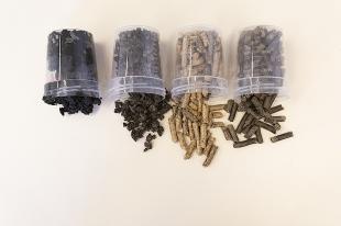 El proyecto IDERCEXA mezcla restos vegetales con lodos de depuradora para obtener biocombustible