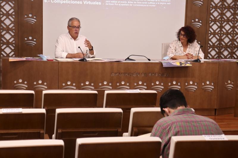 El Área de Cultura y Deportes pone en marcha el programa 'Diputación Deportiva Digital'