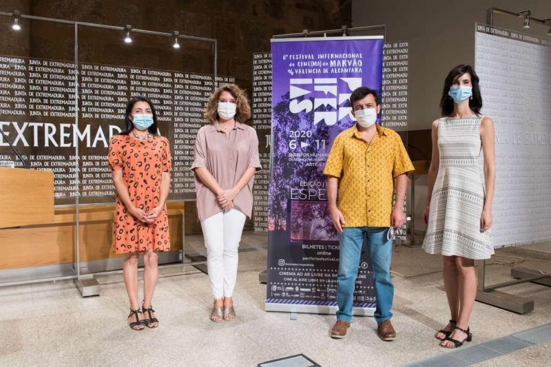 El octavo Festival Internacional de Cine 'Periferias' ofrecerá del 6 al 11 de agosto proyecciones al aire libre con temática social en enclaves rayano