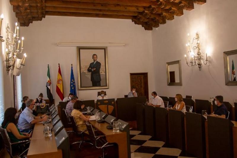 Se constituye el Consorcio para la gestión de servicios medioambientales de la Diputación de Cáceres 'MásMedio'