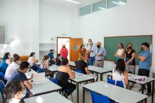 Inaugurada en Calamonte la acción formativa 'Atención sociosanitaria a personas dependientes en instituciones sociales'
