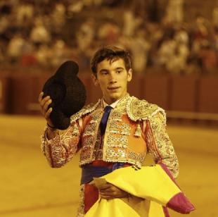 Eric Olivera participa en la V novillada de selección del ciclo programado por las Escuelas Taurinas de Andalucía