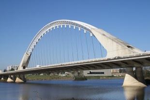 Abierta la licitación para las obras de mantenimiento del Puente de Lusitania de Mérida