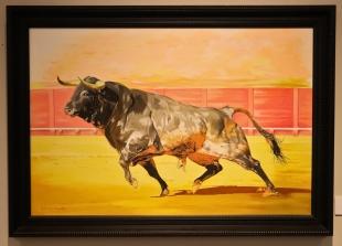''Toros y Toreros'', por Martín-Maestro
