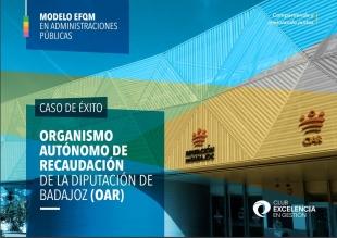 El Club de Excelencia destaca al OAR de la Diputación de Badajoz como caso de éxito