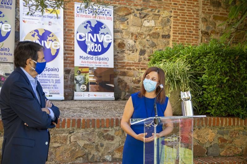 """La Diputación participa en el Premio CINVE 2020, """"importante escaparate"""", en el que se dan cita más de 20 países"""