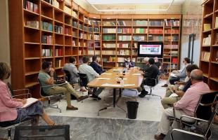 El área de Fomento se reúne con los colegios profesionales del sector de la construcción