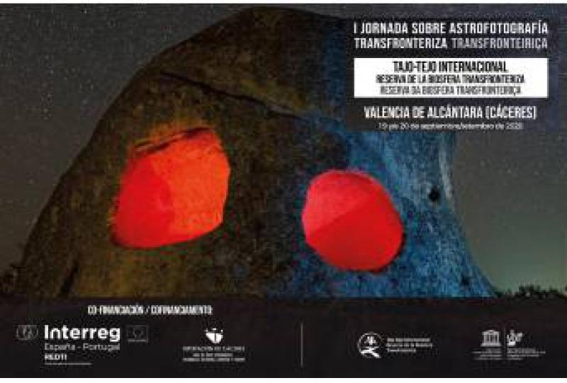 Tajo Internacional acoge la I Jornada Transfronteriza de Astrofotografía