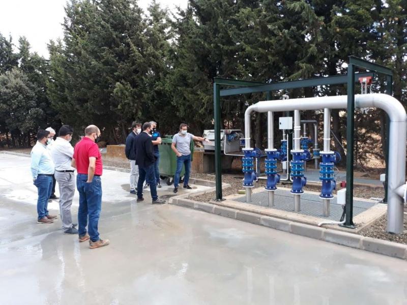 Finalizan las obras de mejora de abastecimiento y depuración de agua en Mirabel con una inversión de 1,3 millones