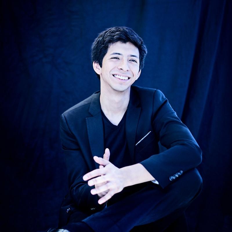 Jorge Nava ofrece un recital de piano dentro del XIX Ciclo ''Hojas de Álbum''