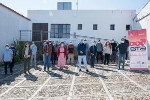 Inaugurada en Cabeza la Vaca la acción formativa de