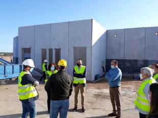 Valencia del Ventoso contará con un nuevo depósito de agua potable en noviembre