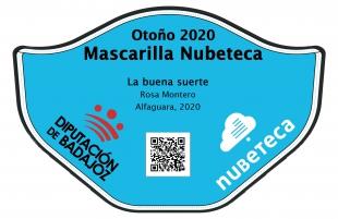 ''Mascarillas Nubeteca. Otoño 2020''