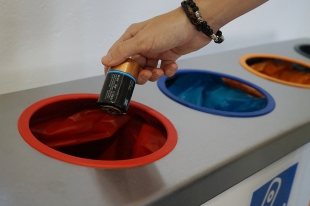 Promedio facilita el reciclaje de más de 7 toneladas de pilas usadas al año