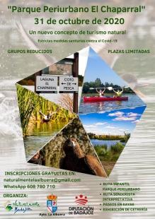 Una jornada llena de actividades de naturaleza y ocio tendrá lugar en el Parque Periurbano