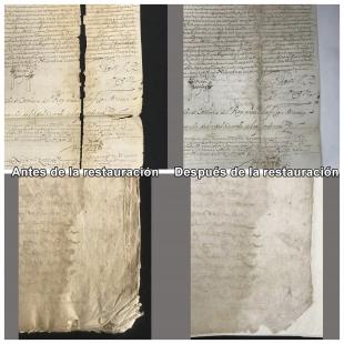 La Diputación de Badajoz al rescate del patrimonio documental provincial y municipal
