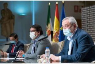 Junta y Diputaciones gestionarán 7,8 millones para paliar efectos de la pandemia en residencias y reforzar servicios sociales