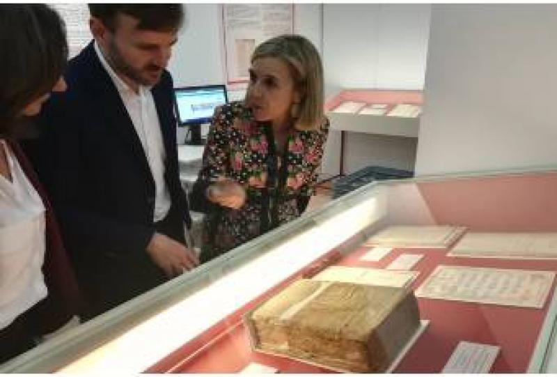 Diputación de Cáceres renueva el Convenio con la Junta para la creación y organización de Archivos municipales
