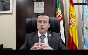 Gallardo apuesta por la rehabilitación de los cascos históricos de los municipios
