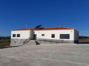 La Junta invierte 289.964 euros en la nueva base de retenes contra incendios en Garciaz
