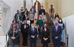 La Diputación elabora el vídeo '1, 2, 3...¡despierta!' para concienciar en la eliminación de la violencia contra las mujeres