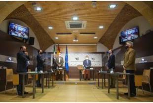 El Pleno de la Diputación aprueba un Plan de Reparación de Depuradoras, 422.600 €, para la rehabilitación en 11 municipios