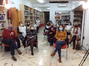 Inauguracdo el decimosexto Espacio Nubeteca en la Biblioteca de Castuera