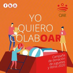 El OAR pone en marcha su campaña SolidOARizate