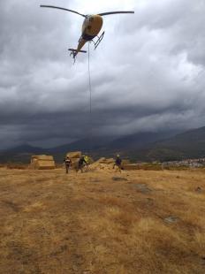 Publicada la declaración de utilidad pública de los trabajos forestales con carácter de urgencia en los valles del Jerte y La Vera