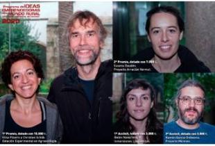 Estación Experimental en Agroecología, de Elisa Pizarro y Christian Schöb, Primer Premio PIE de la Diputación de Cáceres