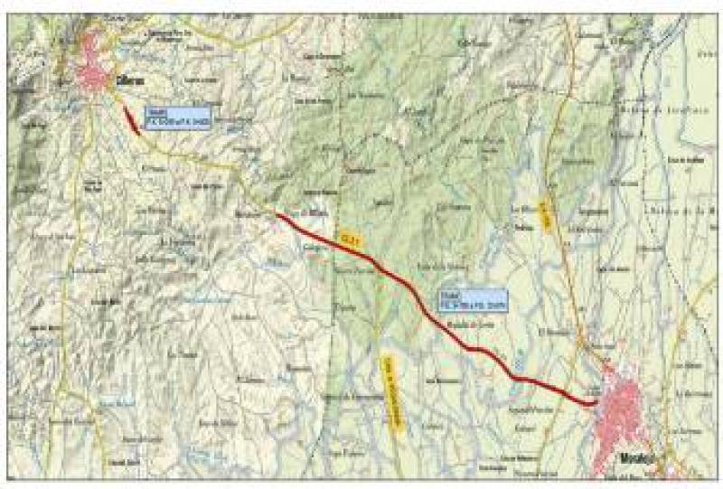 Diputación de Cáceres licita nuevas obras del Plan de Carreteras 2021-2022
