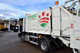 Cinco municipios de Lácara-Los Baldíos inician el año con nueva gestión de la recogida de residuos a través de Promedio